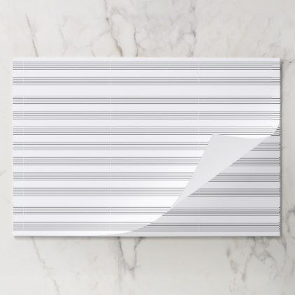 plain staff paper
