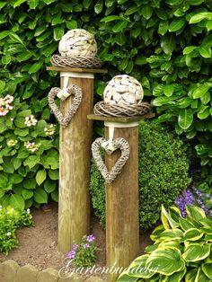 Besuch in fremden Gärten ... Teil 3 | Gärten, Gartendeko und Gartenideen
