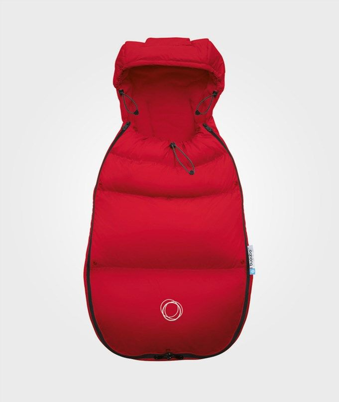 High Performance Footmuff Red