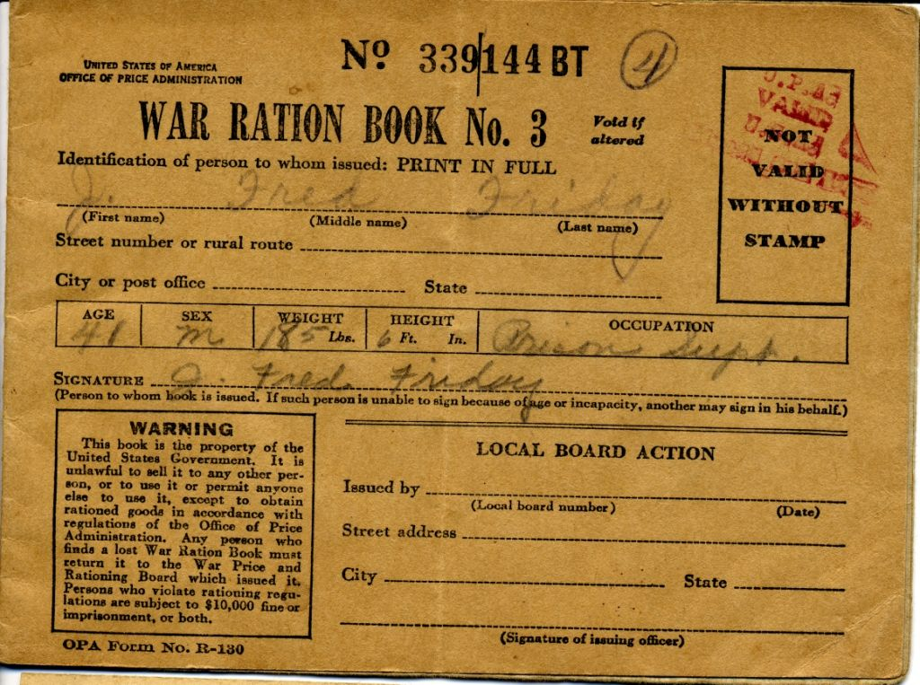 world war 2 ration book journals papers pinterest ephemera rh pinterest com Ration Books and Stamps Gas Ration Book
