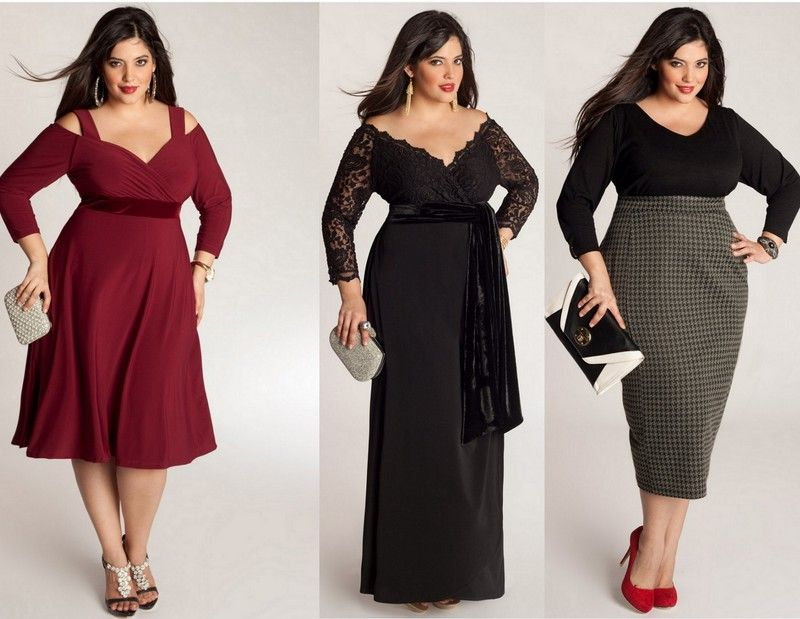 17 Best images about Fashion for big women on Pinterest | Trendy ...