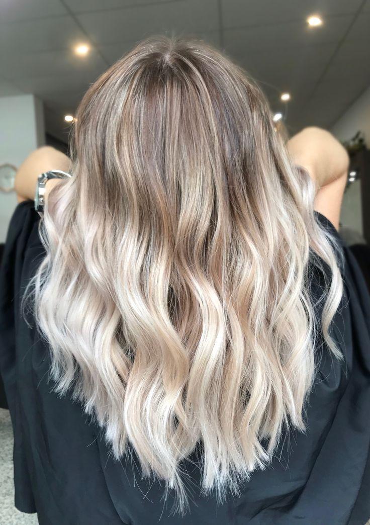 15 Balayage Frisuren Fur Kurzes Bis Mittellanges Haar Balayage Frisur Haare Balayage Mittellange Haare