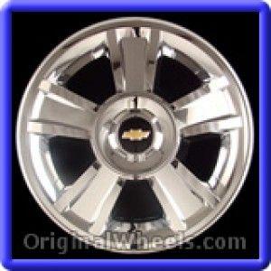 Chevrolet Silverado 2011 Wheels Rims Hollander 5416 Chevrolet