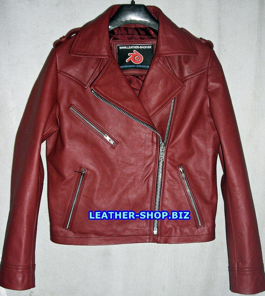 Ladies Leather Jacket Custom Made Motorcycle Style Llj614 Made In 8 Colors Custom Leather Jackets Leather Jackets Women Leather Jacket