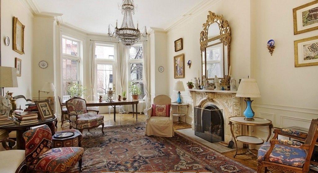living room in 2020 | Brooklyn brownstone, Interior design ...