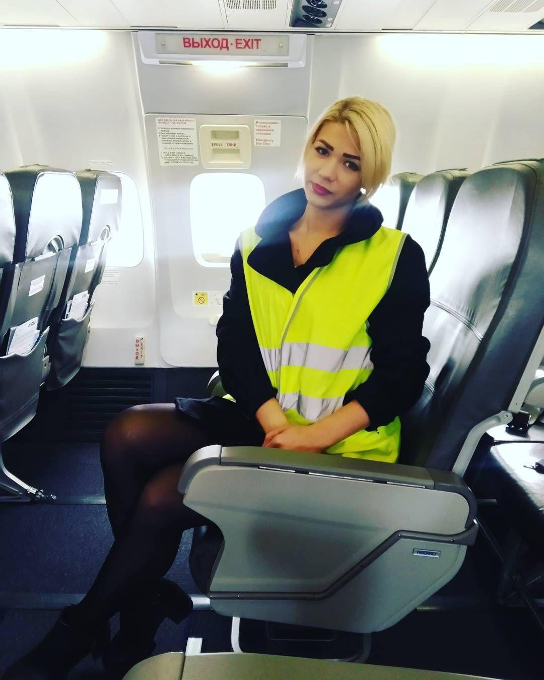 Pin On Air Hostess Cabin Crew Flight Attendant