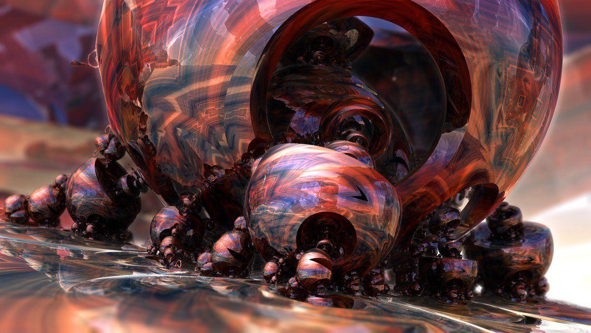 Obsidian Ornamentation by Swoopswatkill.deviantart.com on @DeviantArt