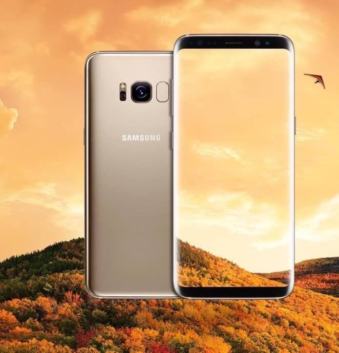 Samsung Galaxy S8 Und Galaxy S8 Im Vergleich Mit Anderen Smartphones Video Samsung Galaxis Technische Gerate