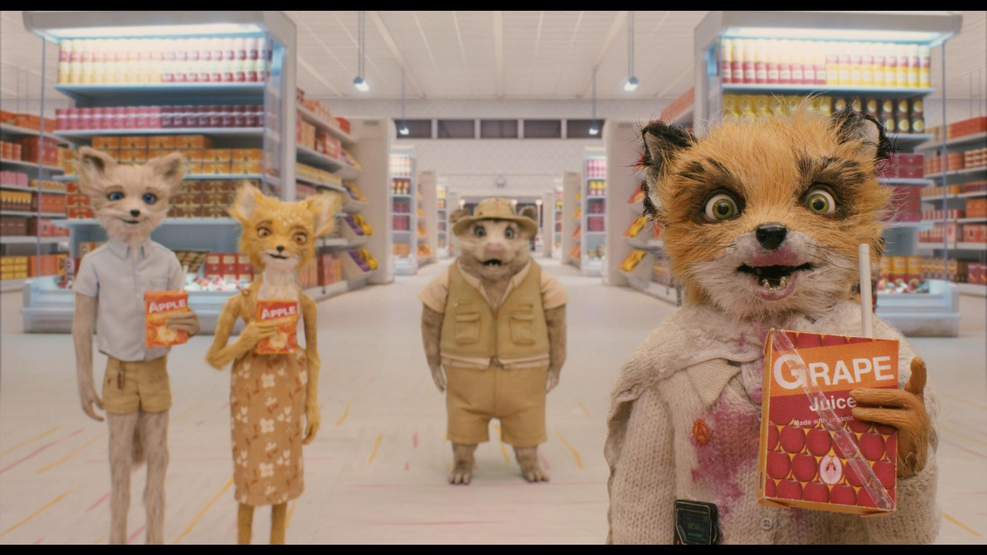 Fantastic Mr Fox Stills