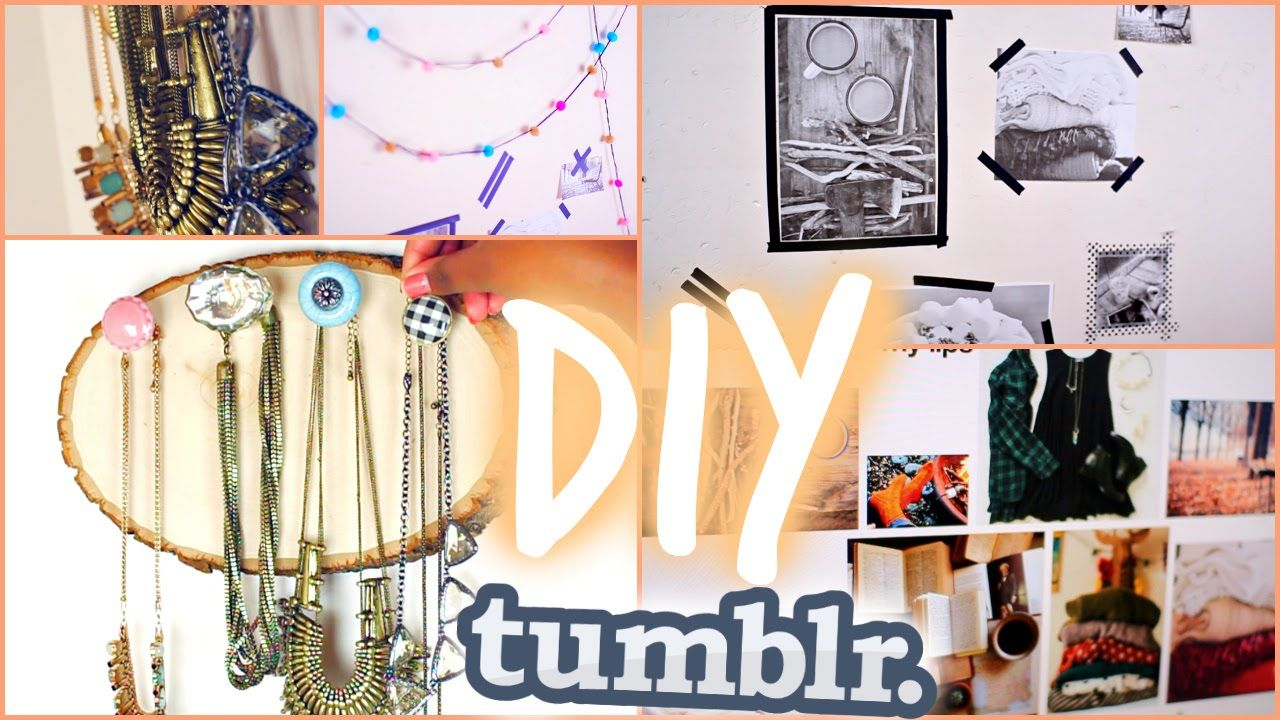 Diy Fall Room Decor Tumblr Inspired Room Fall Room Decor Diy