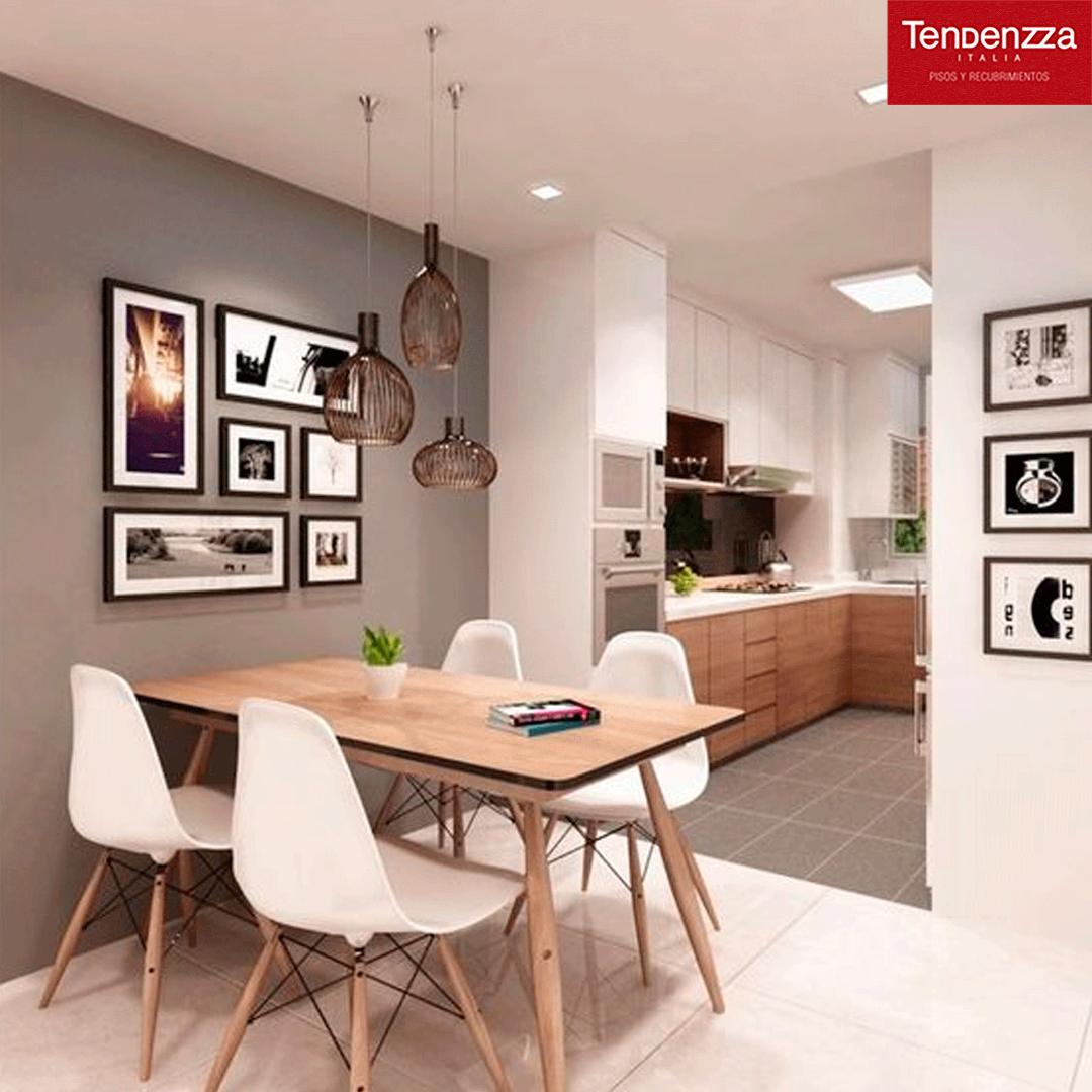 Small Kitchen Dining Room Decorating Ideas: Si Lo Que Quieres Es Separar Espacios, Una Excelente