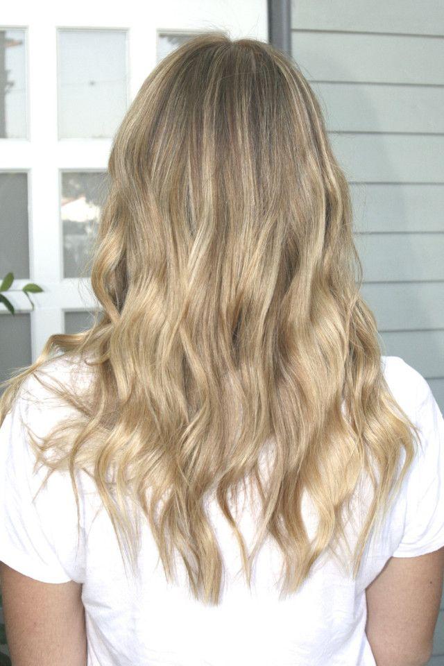 Sandy blonde #Light #Sandy