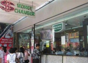 Mustafa Singapore Money Changer