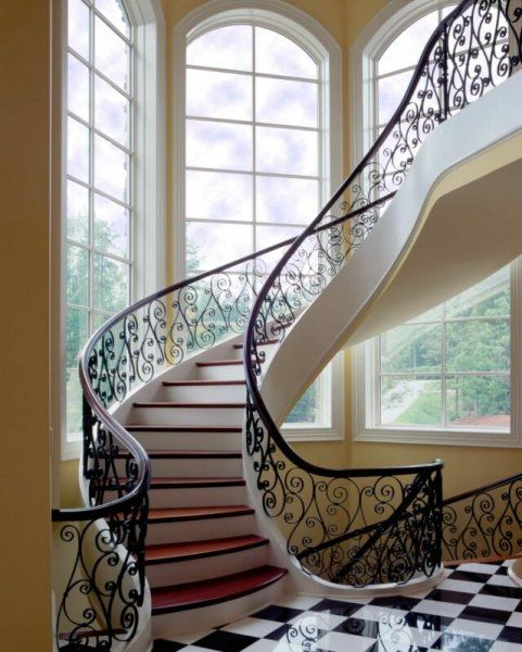 Best Iron Balusters Staircase Design Luxury Staircase 400 x 300