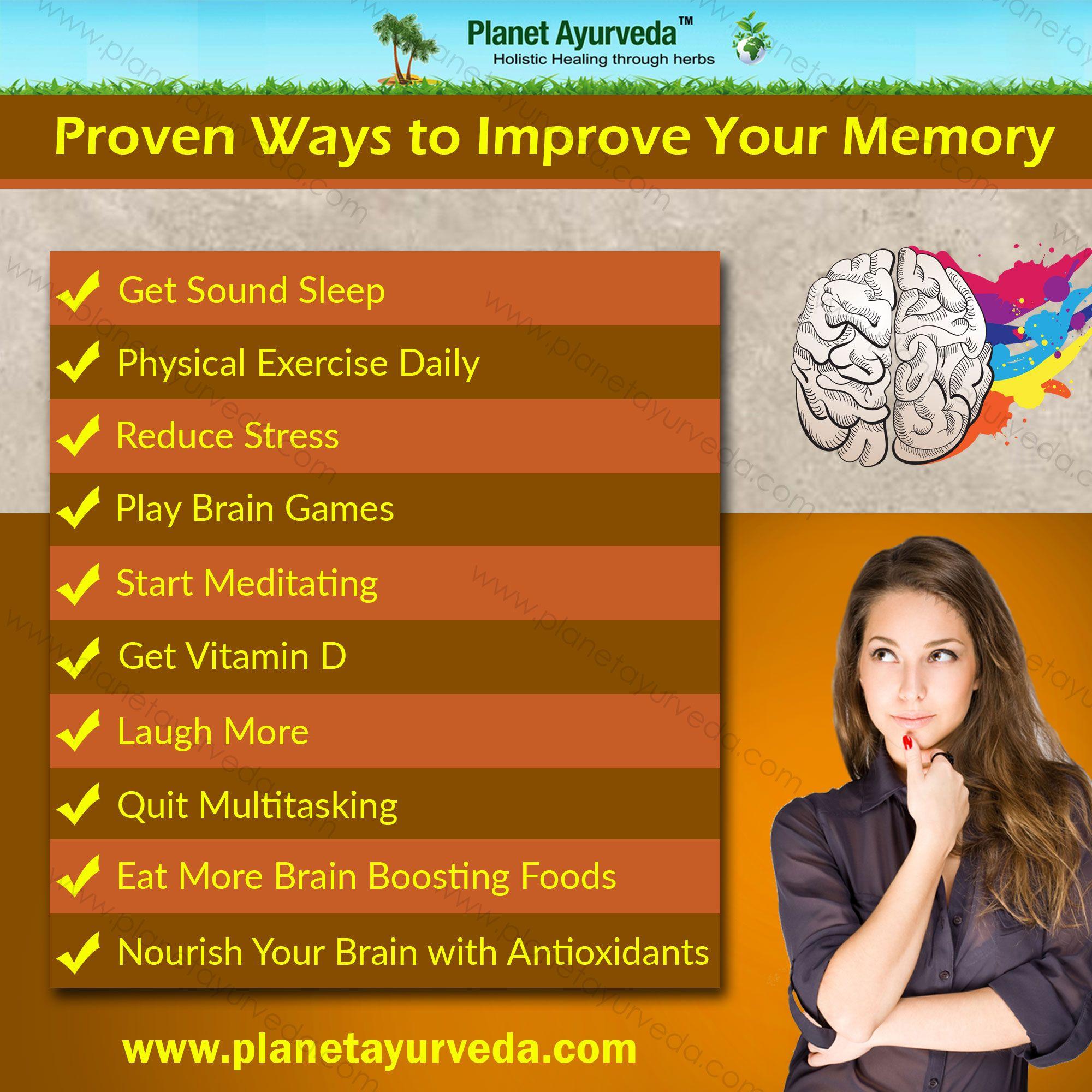 working memory improvement