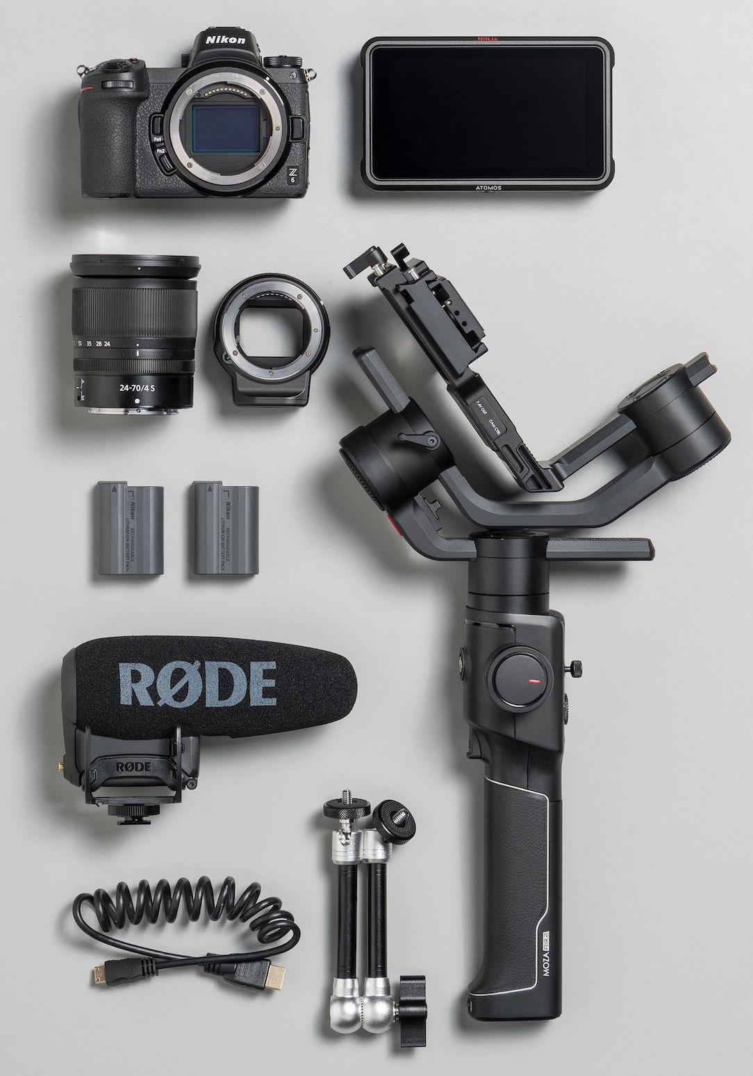 Nikon Z6 filmmaker's kit announced   Products I Love