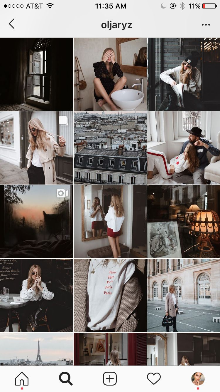 10 Instagram Themes That Will Seriously Make Your Feed Stand Out – • Instagram •