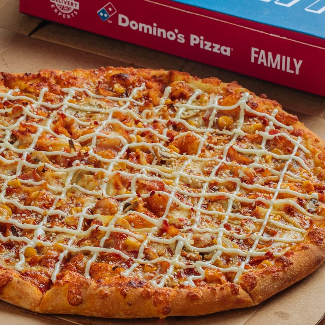 New Dominos Pizza Samgyupzza In 2020 Dominos Pizza Food Cravings Food