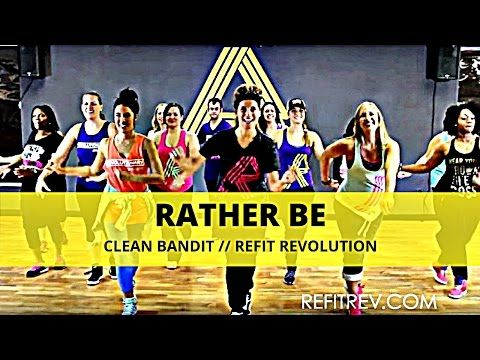 """Samurai"" (Tiesto Remix) || R3hab || Dance Fitness Choreography || REFIT® Revolution - YouTube"