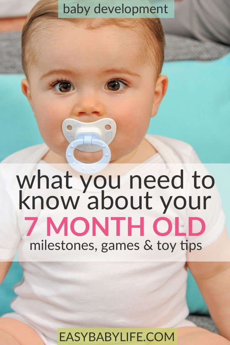 Child development: fun games for babies 68