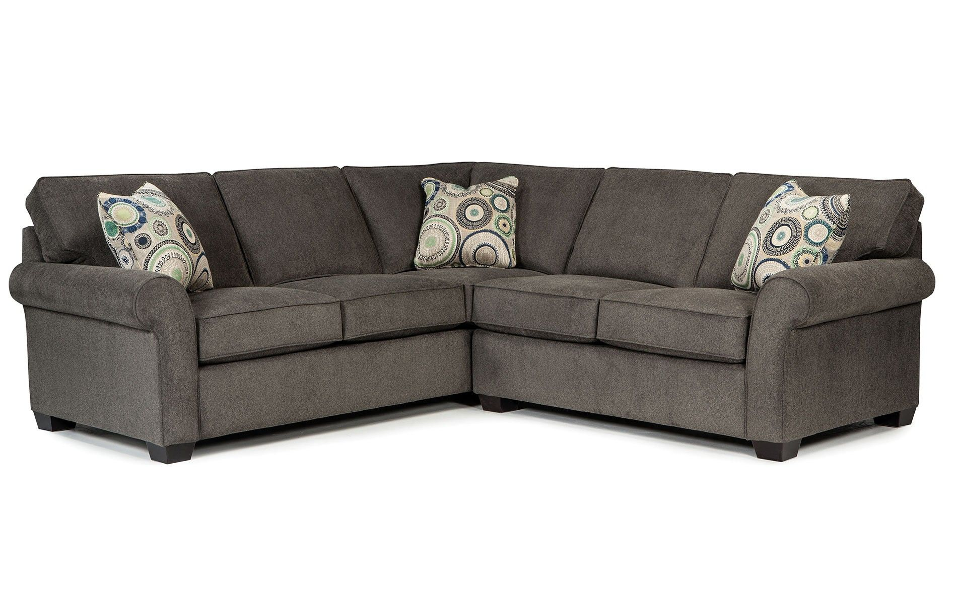 Broyhill Ethan 2 Piece Sectional Home Broyhill