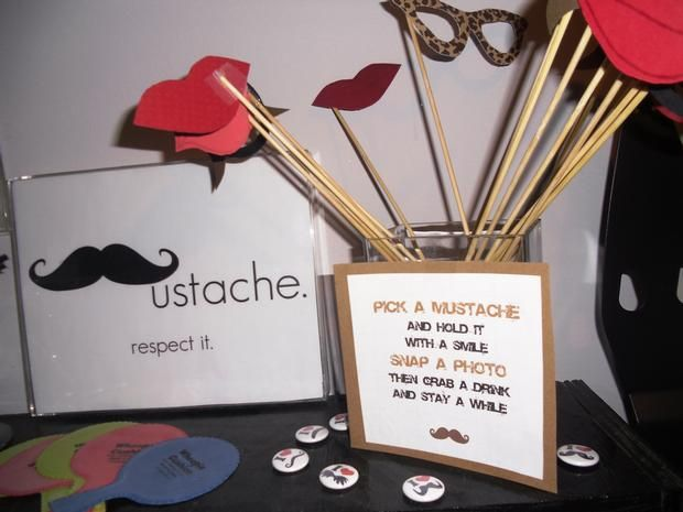 Hostess with the Mostess® - Christina's Surprise Mustache Bash!