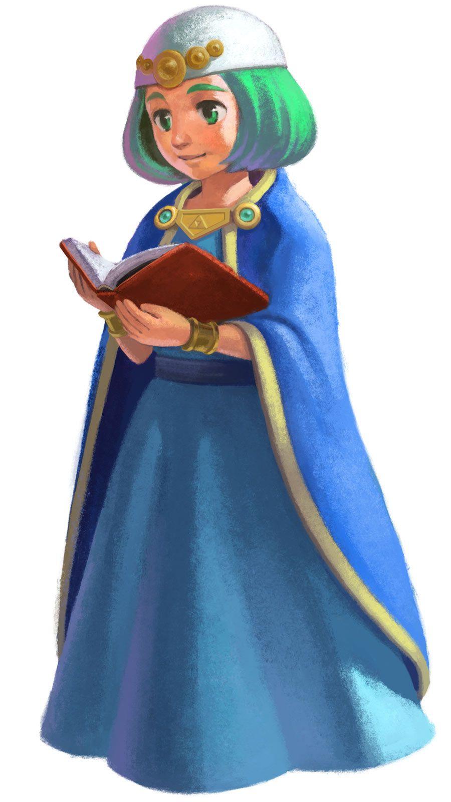 The Legend Of Zelda A Link Between Worlds Seres