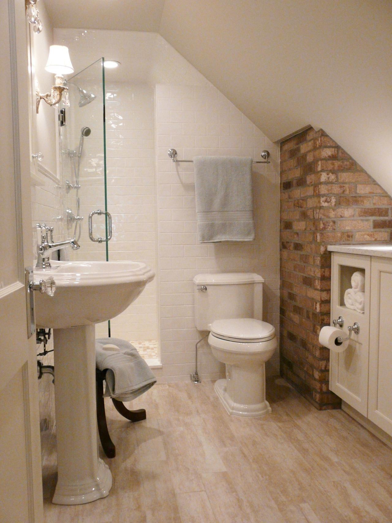 Small Bathrooms, Big Design
