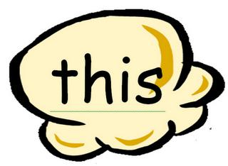 free blank popcorn word template printable  Kindergarten Literacy