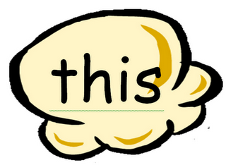 Free popcorn template to use for sight words | Teaching ...