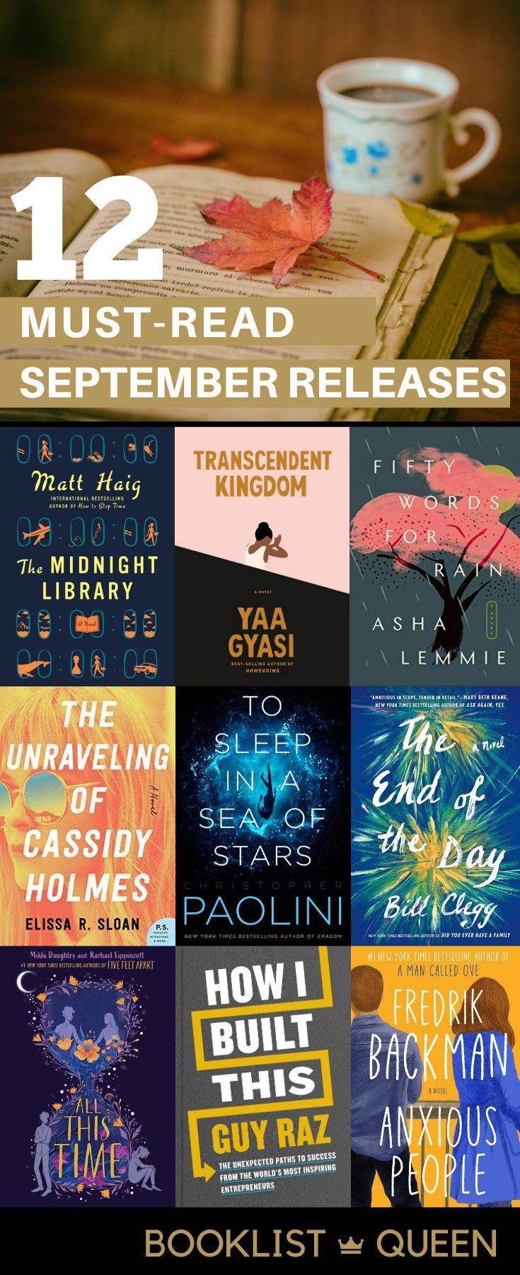 Best Halloween Book Releases 2020 September 2020 Book Releases To Read & Skip in 2020 | Book release