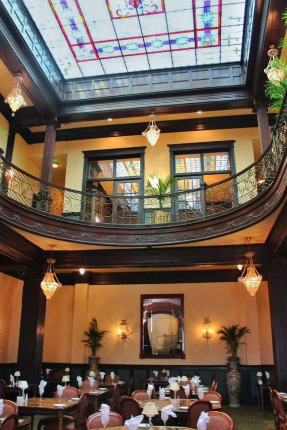 A visit to the Geiser Grand Hotel