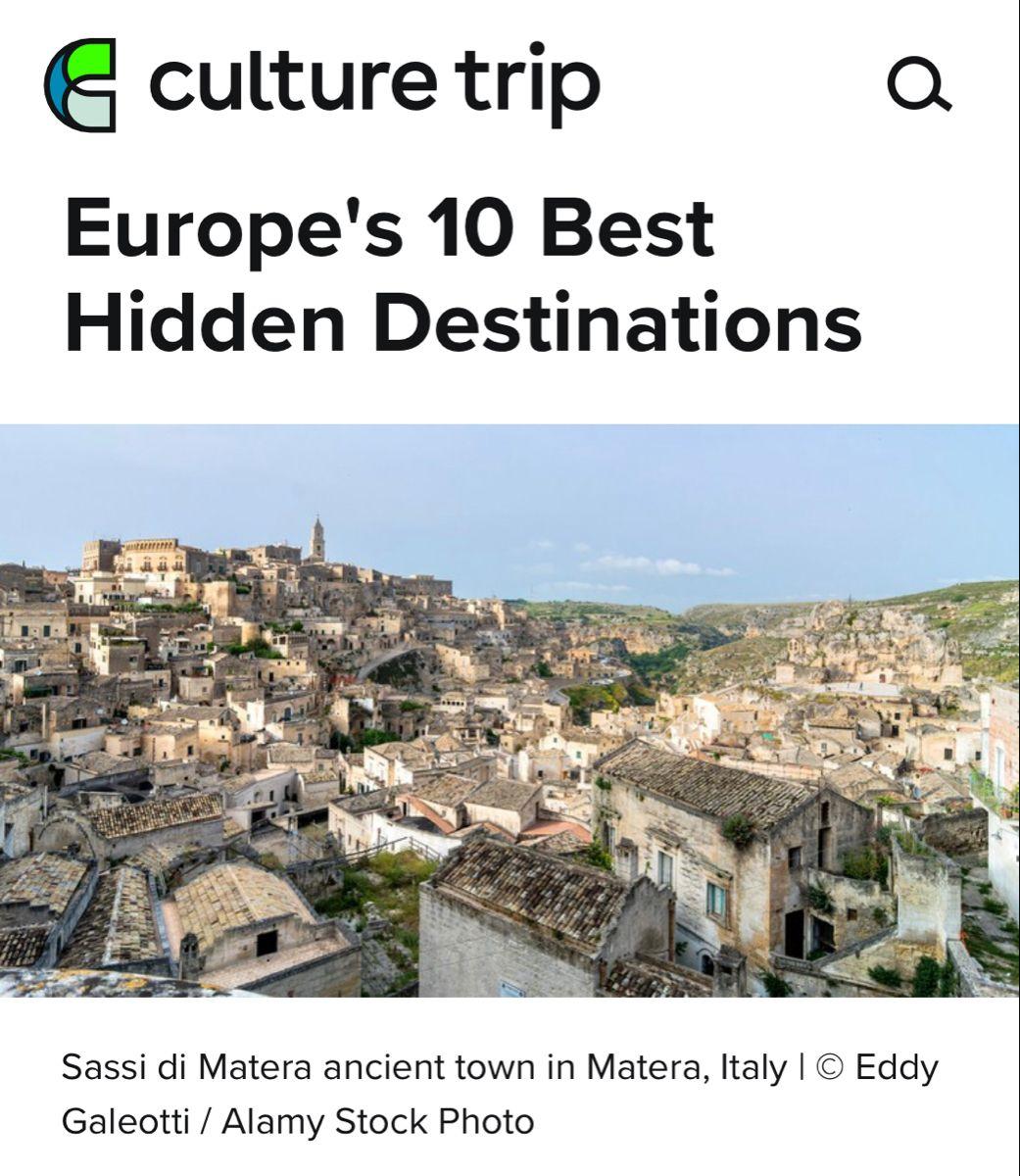 The 10 Best Hidden Destinations In Europe Cultural Destinations Trip Europe