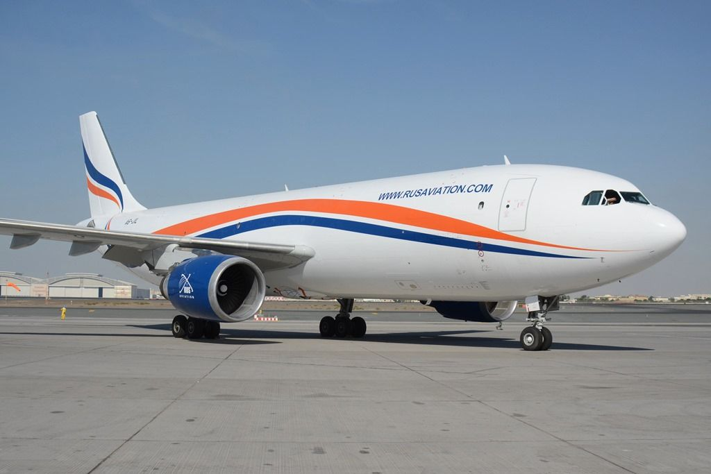 aircharter RUS Aviation resumes Sulaymaniyah freighter connection