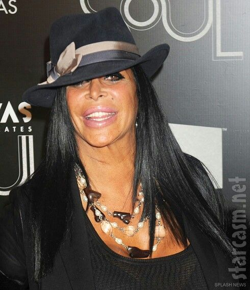 Mob Wives Stars Are Heartbroken Over Big Angs Death