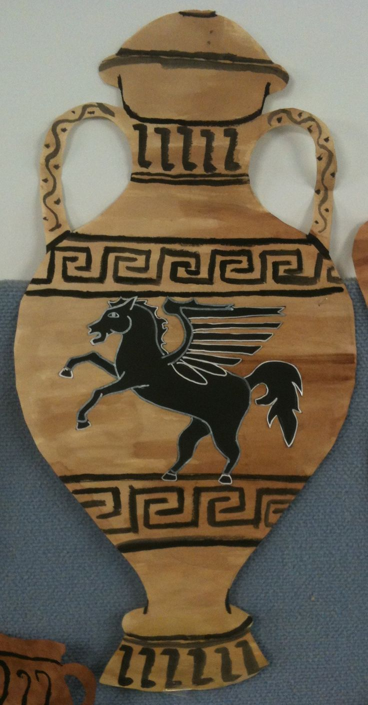 Ancient History Classroom Decorations ~ Ancient greek amphora greece art and history