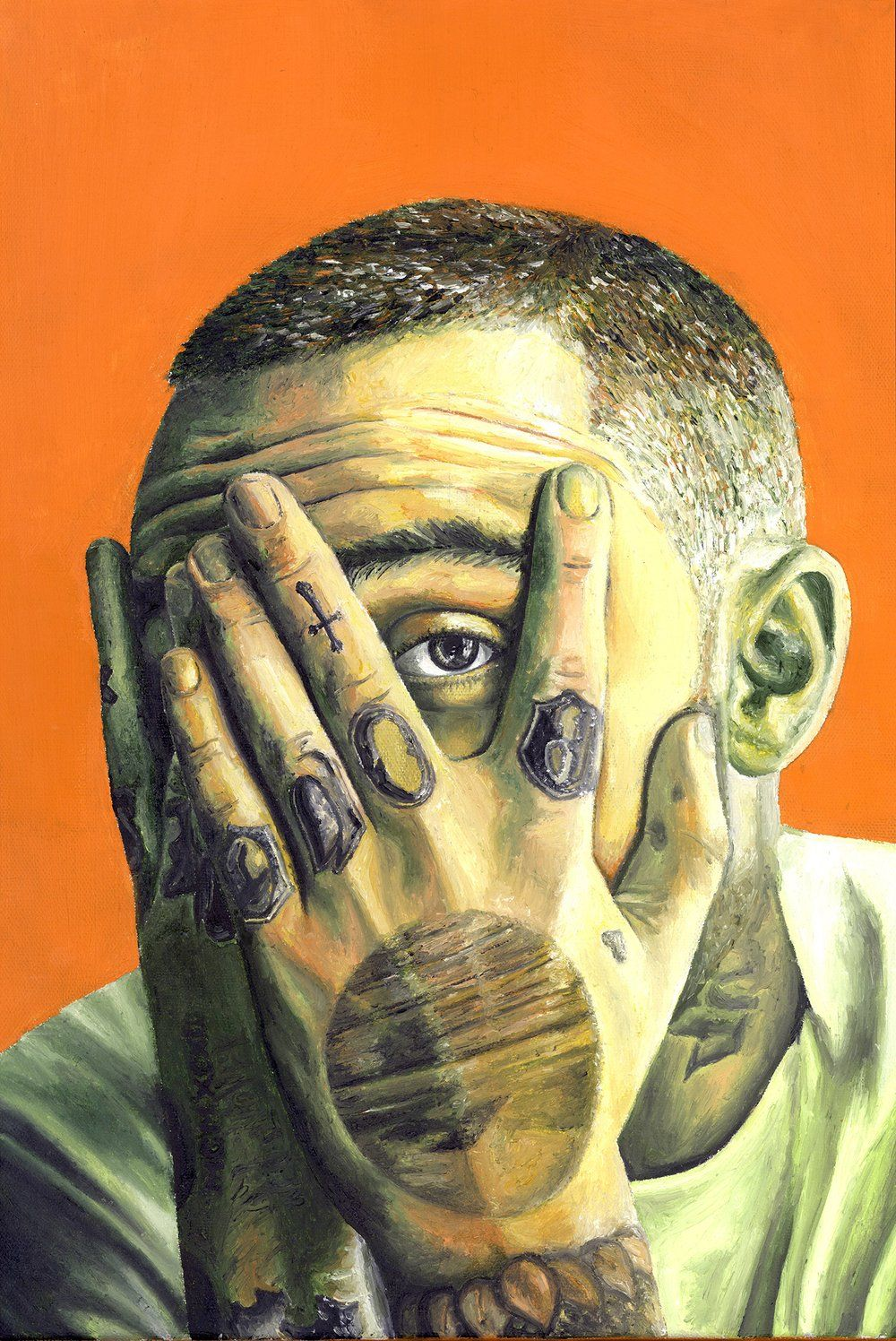 Mac Poster in 2020 Mac miller, Mac miller tattoos