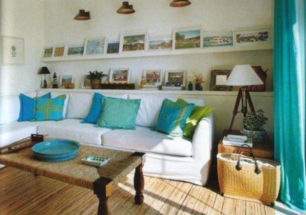 Decorazioni Per Casa Al Mare : Living della casa al mare mare arredamento casa