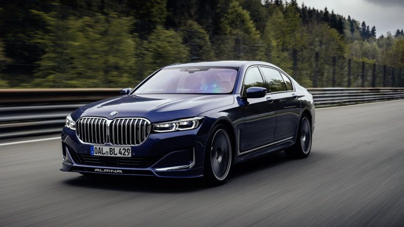 2020 Alpina B7 Review With Images Bmw Bmw 7 Series Alpina