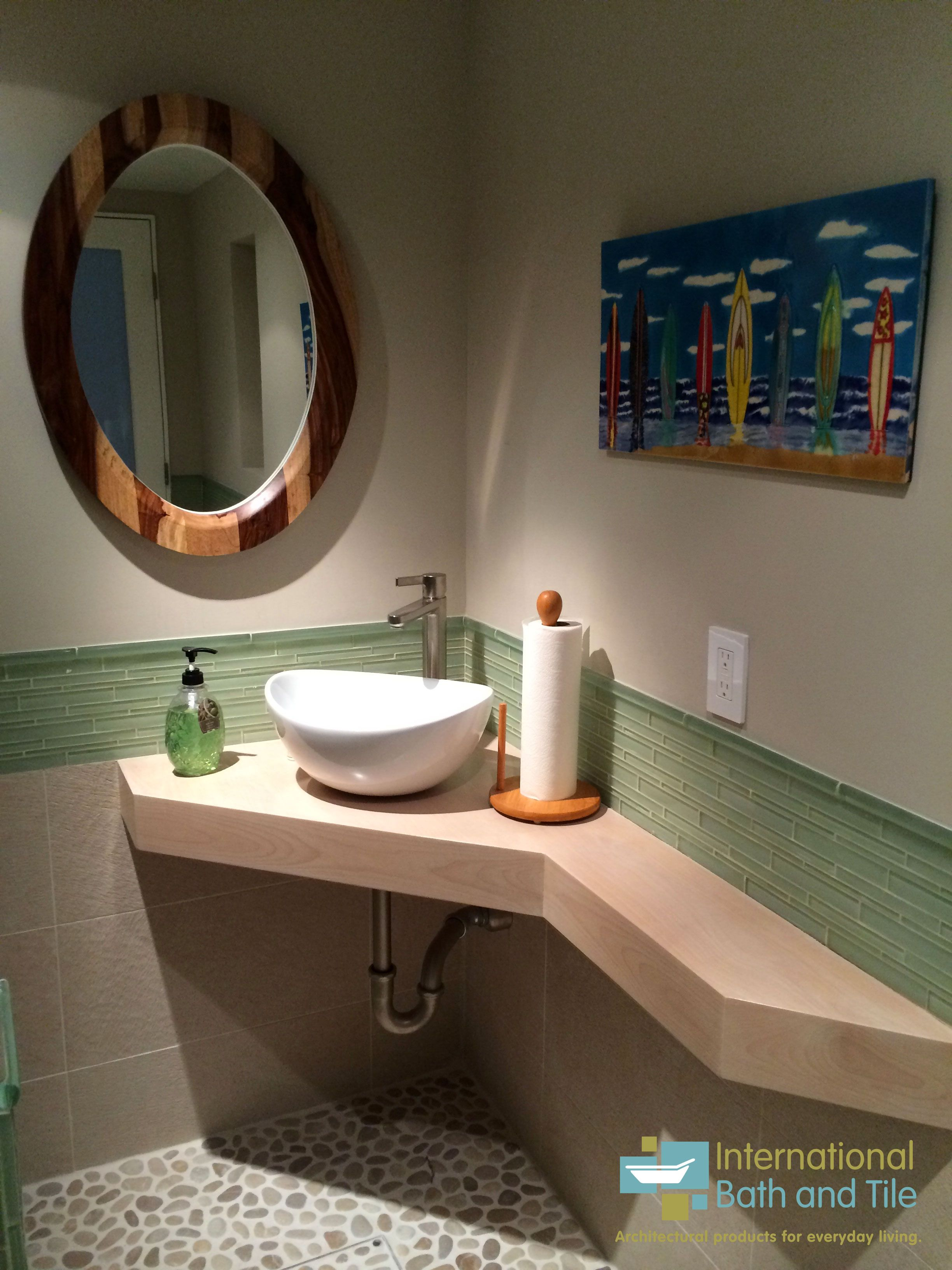 INTERNATIONAL BATH AND TILE | SAND DIEGO. Look at this latest Beach ...