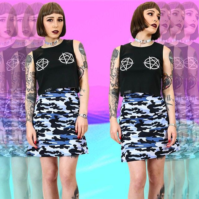 Now you see me now you don't... The 'Hide N Seek' handmade camo skirts are ready for you to pre-order... tibbsandbones.com