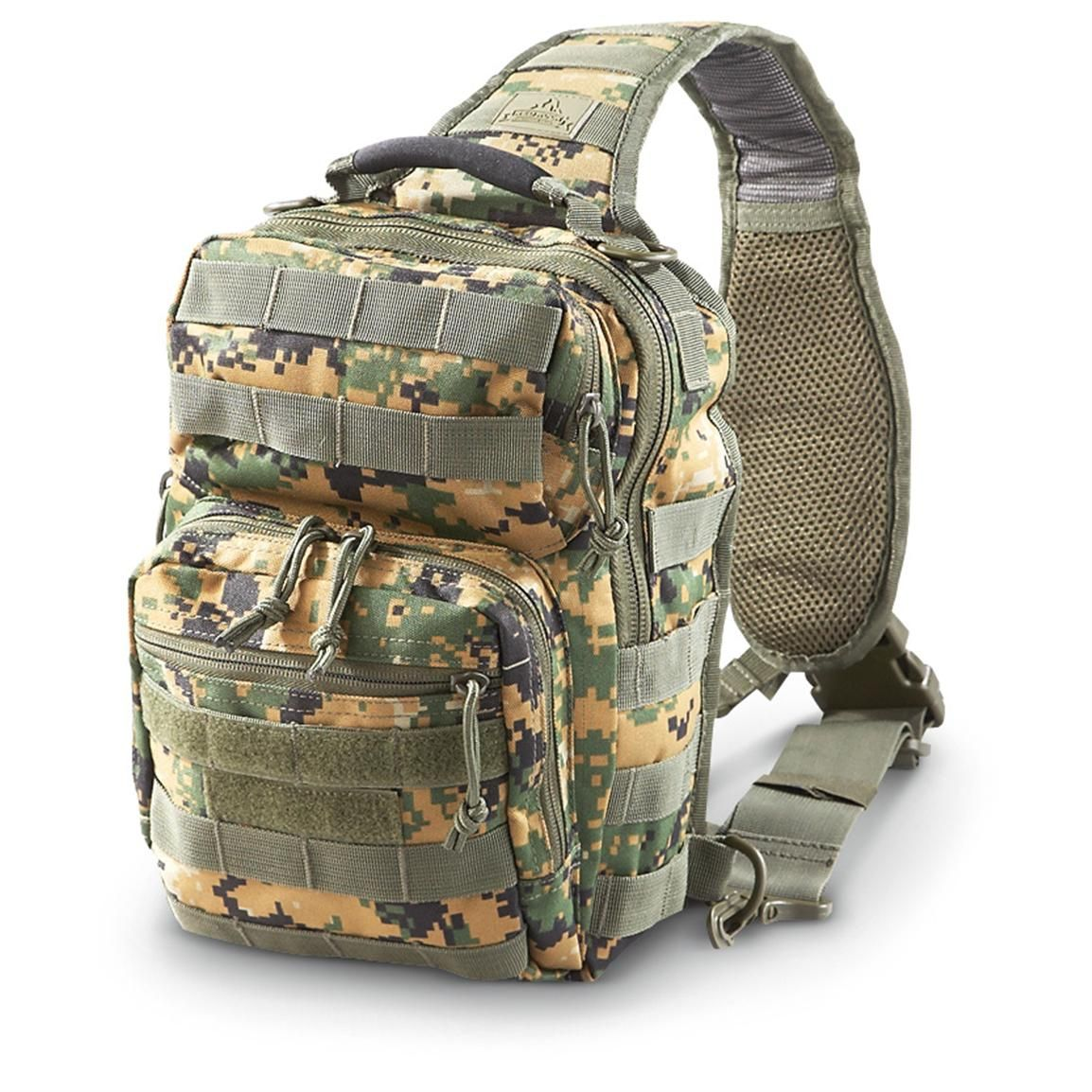 Red Rock Outdoor Gear Rover Sling Bag 182449 Hunting Backpacks At Sportsman S Guide