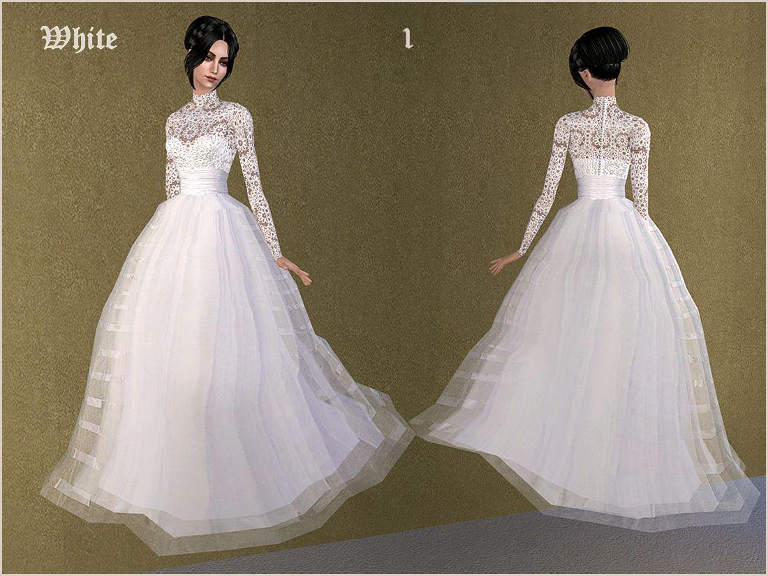 ModTheSims   Fashion story from Heather. Wedding. Set  Cream&White ...