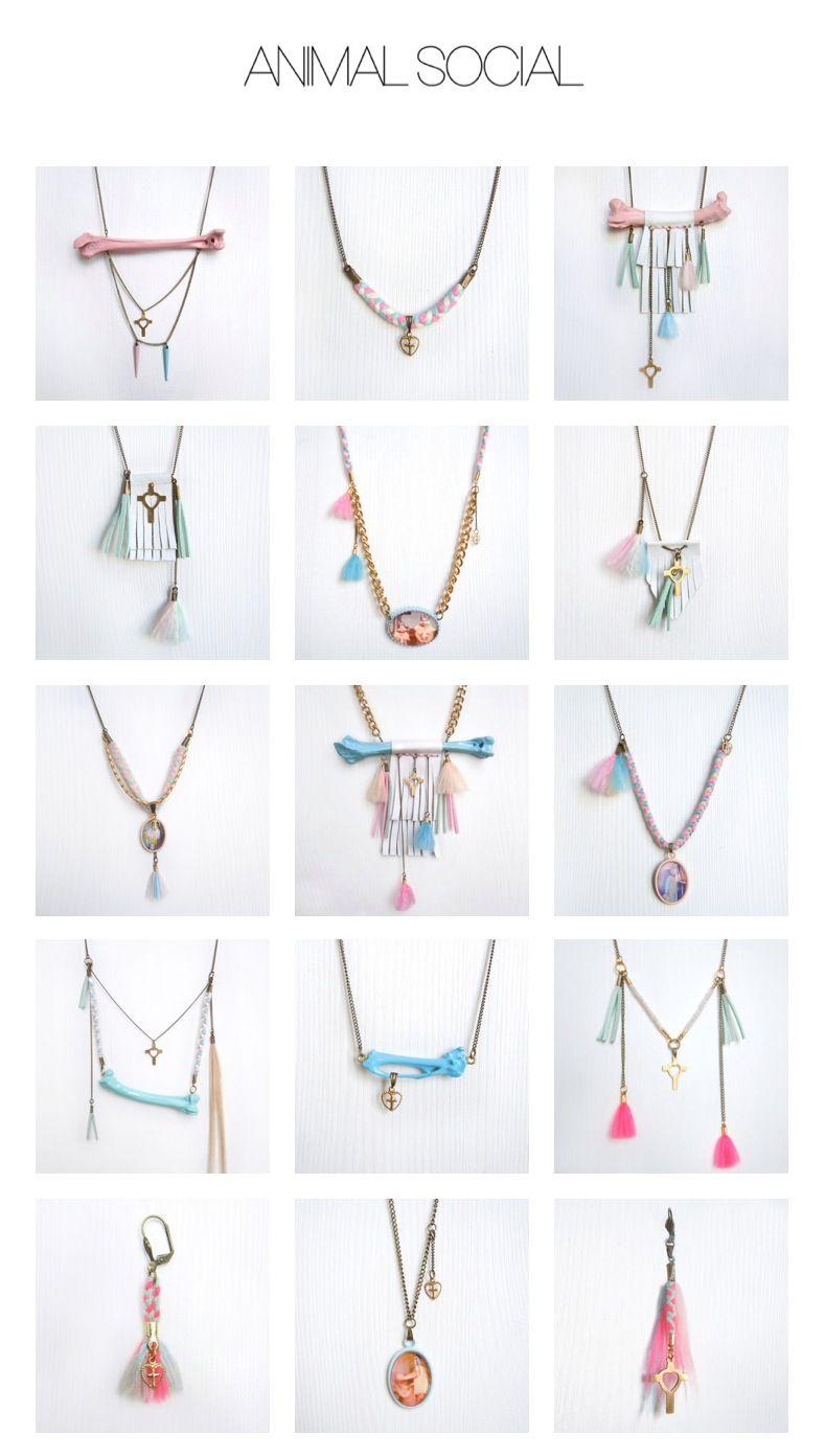 http://animalsocial.bigcartel.com/ #jewel #croix  #cross  #bones  #os