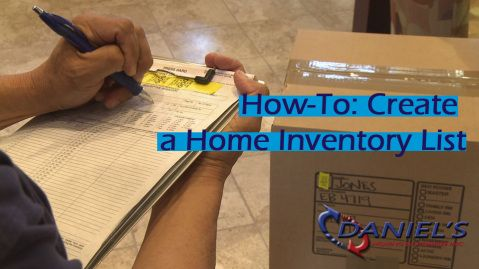 How to Create a Home Inventory List Practical and household - inventory list