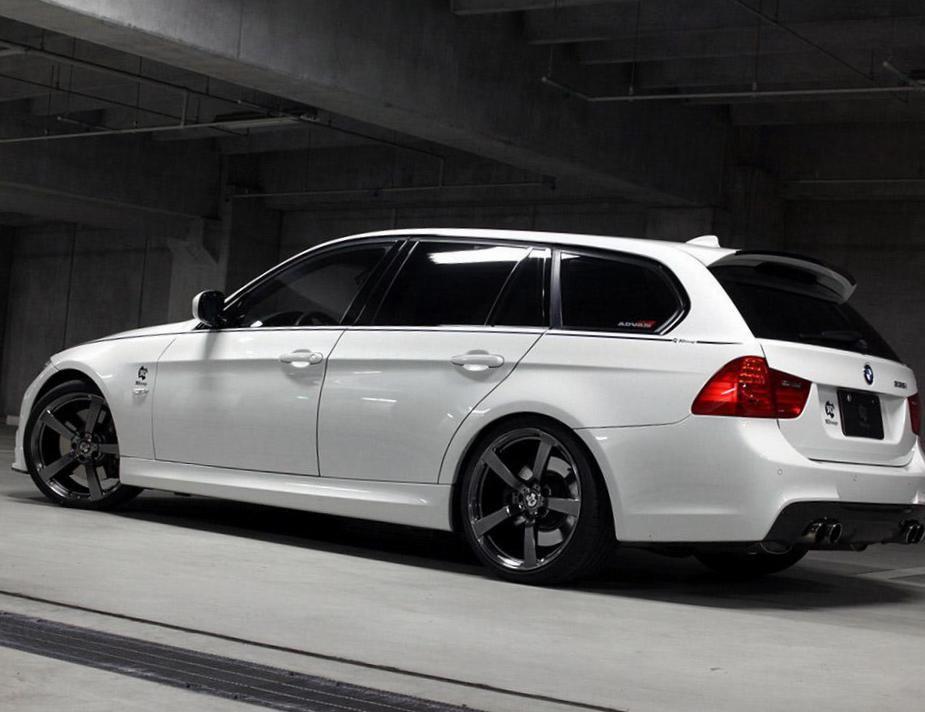 3 Series Touring (E91) BMW models