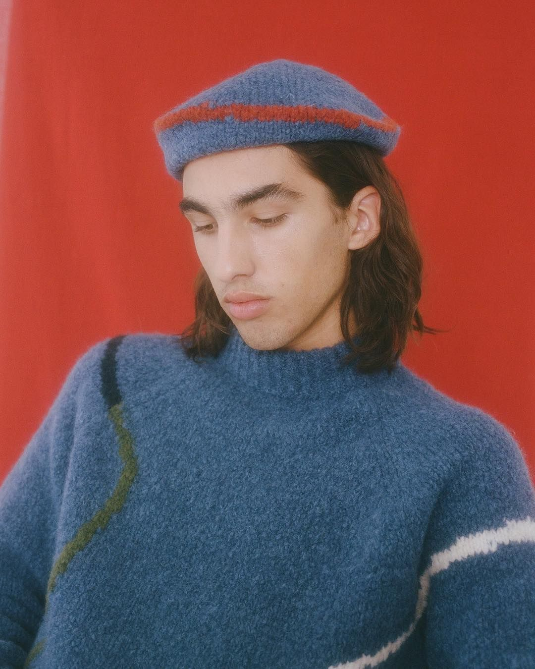 Paloma Wool On Instagram Matteo In The Libra Sweater Fashun