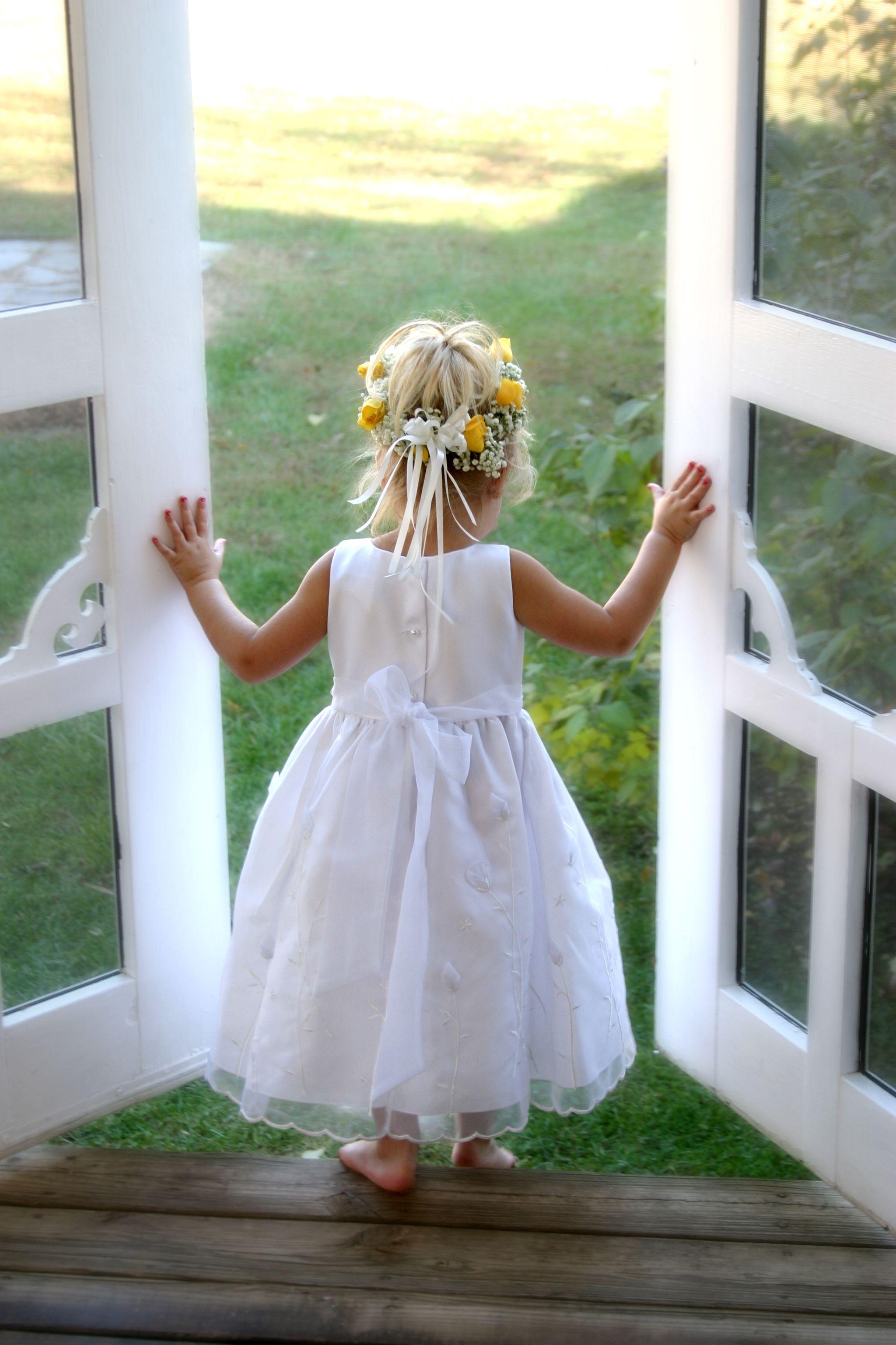 Flower Girl Pictures Freaking News Blumenmadchen Haar Braut Hochzeit Blumen Madchen