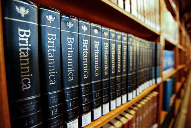 L'Enciclopedia Britannica abbandona il cartaceo