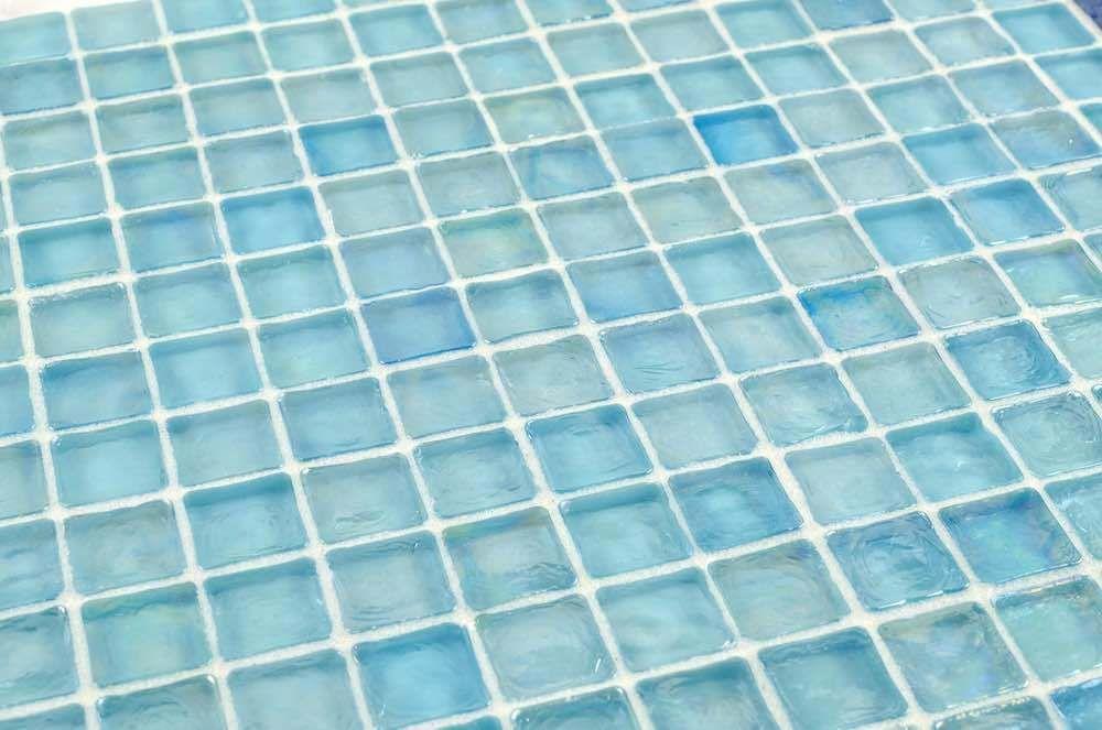 translucent grout ideas glass tile